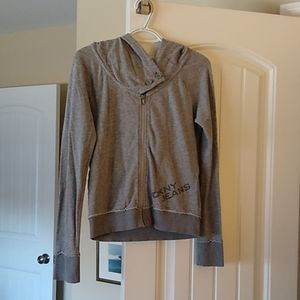 DKNY GRAY HODDIE SMALL